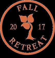 Fall Retreat 2017 Logo Brown